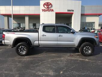 2018_Toyota_Tacoma_TRD Off Road Double Cab 6' Bed V6 4_ Richmond KY