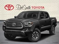 Toyota Tacoma TRD Off Road Double Cab 6' Bed V6 4x4 AT 2018