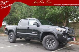 2018 Toyota Tacoma TRD Off Road Double Cab Vacaville CA