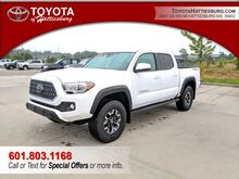 2018_Toyota_Tacoma_TRD Off Road_ Hattiesburg MS