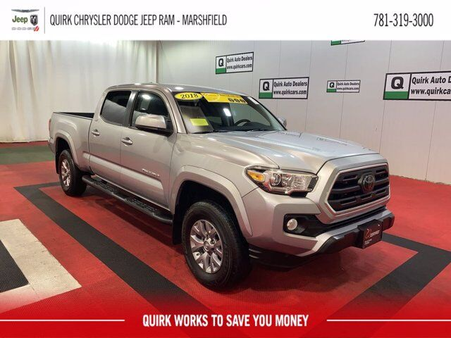 2018 Toyota Tacoma TRD Off Road Double Cab 6' Bed V6 4x4 AT Marshfield MA