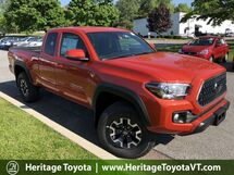 2018 Toyota Tacoma TRD Off-Road South Burlington VT