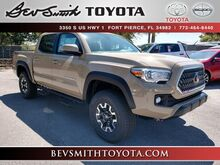 2018_Toyota_Tacoma_TRD Off Road V6 4x2_ Fort Pierce FL