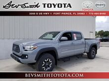 2018_Toyota_Tacoma_TRD Off Road V6 4x4 Long Bed w/Prem Pkg._ Fort Pierce FL