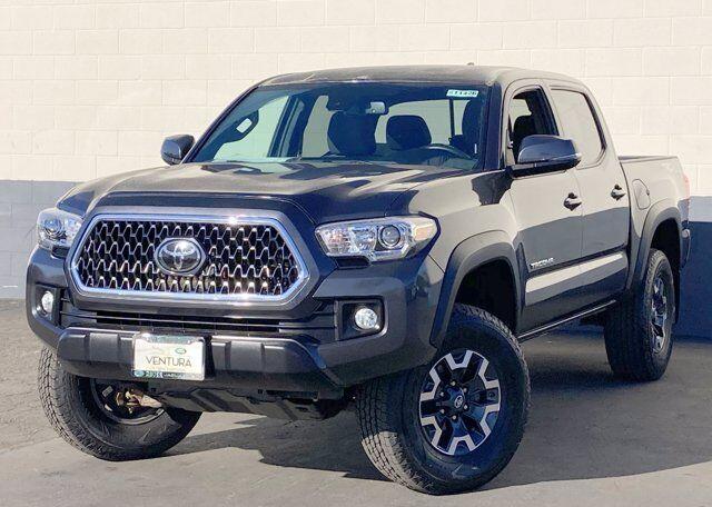 2018 Toyota Tacoma TRD Off Road Ventura CA