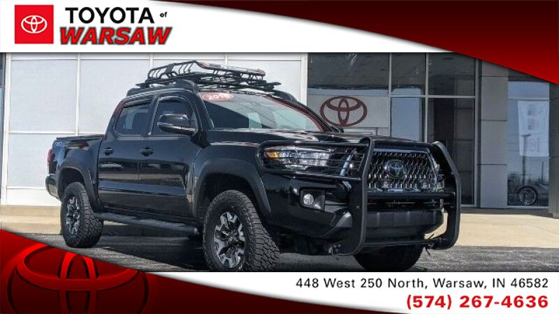 2018 Toyota Tacoma TRD Off Road Warsaw IN