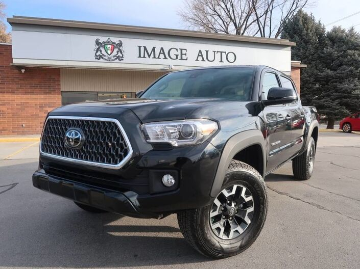 2018 Toyota Tacoma TRD Off Road West Jordan UT