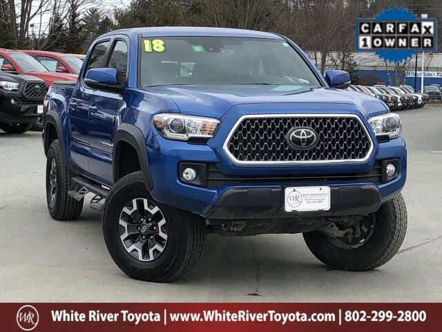 2018 Toyota Tacoma TRD Off-Road White River Junction VT
