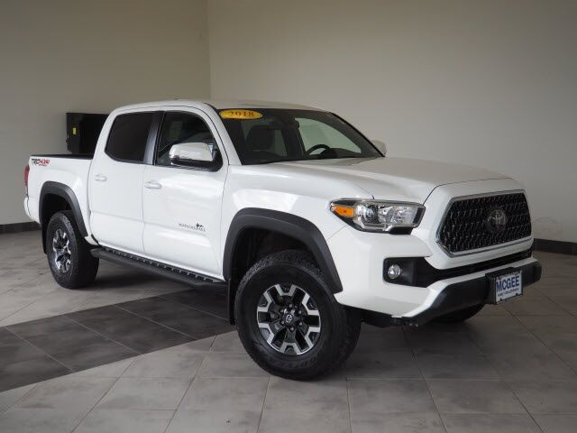 2018 Toyota Tacoma TRD Offroad Epping NH
