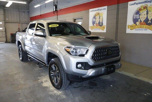 2018 Toyota Tacoma TRD Offroad Winter Haven FL