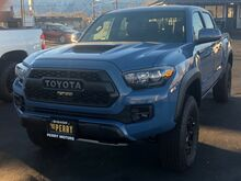 2018_Toyota_Tacoma_TRD Pro Double Cab 5' Bed V6 4x4 AT_ Bishop CA