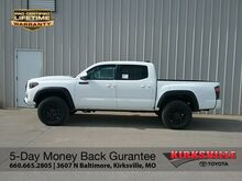 2018_Toyota_Tacoma_TRD Pro Double Cab 5' Bed V6 4x4 AT_ Kirksville MO