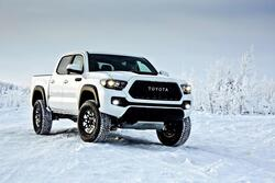 Toyota Tacoma TRD Pro Double Cab 5' Bed V6 4x4 AT 2018