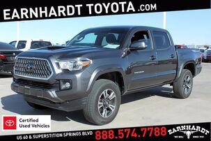 2018_Toyota_Tacoma_TRD Sport 2WD Double Cab *1-OWNER*_ Phoenix AZ
