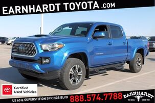 2018_Toyota_Tacoma_TRD Sport 2WD Double Cab Long Bed *1-OWNER*_ Phoenix AZ