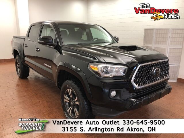 2018 Toyota Tacoma TRD Sport Akron OH