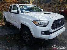 2018_Toyota_Tacoma_TRD Sport_ Claremont NH