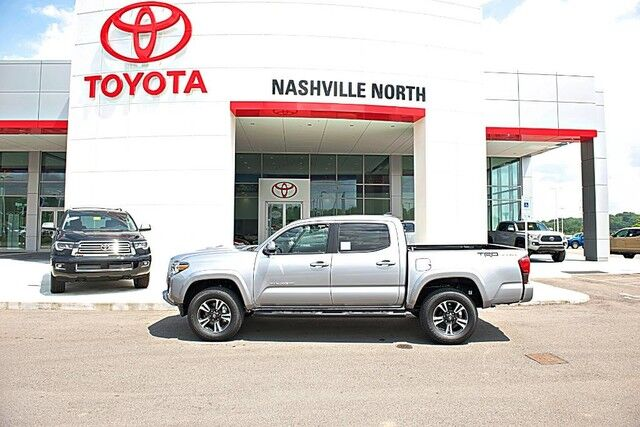 2018 Toyota Tacoma TRD Sport Double Cab 5' Bed V6 4x2 AT Nashville TN