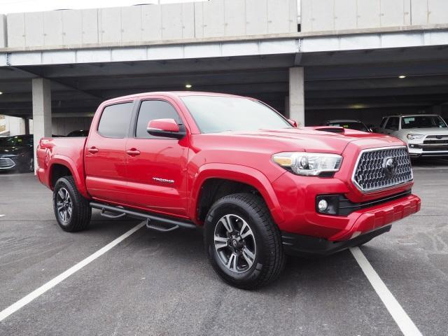 2018 Toyota Tacoma TRD Sport Double Cab 5' Bed V6 4x2 Mars PA