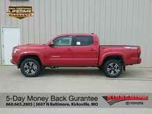 2018_Toyota_Tacoma_TRD Sport Double Cab 5' Bed V6 4x4 AT_ Kirksville MO