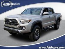 2018_Toyota_Tacoma_TRD Sport Double Cab 5' Bed V6 4x4_ Cary NC