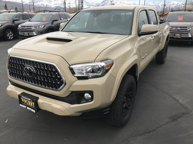 2018 tacoma trd for Perry motors bishop ca