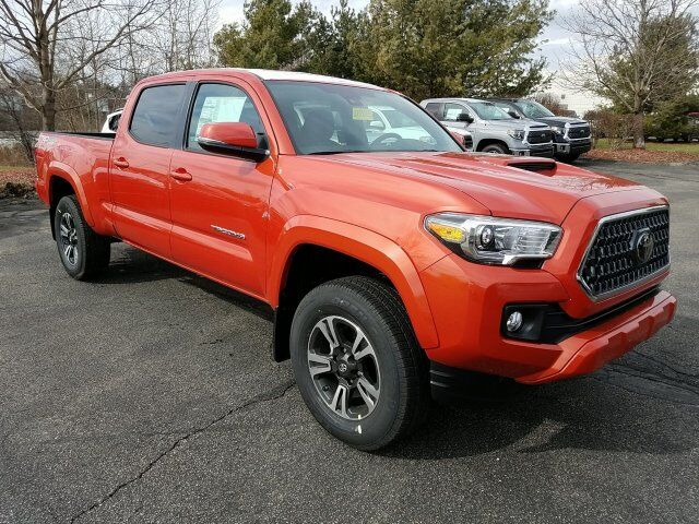 2018 Toyota Tacoma TRD Sport Double Cab 6' Bed V6 4x4 AT Cranberry Twp PA