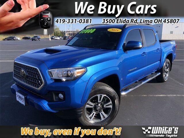 2018 Toyota Tacoma TRD Sport Lima OH