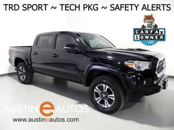 2018_Toyota_Tacoma TRD Sport_*NAVIGATION, BLIND SPOT ALERT BACKUP-CAMERA, SAFETY SENSE, TOUCH SCREEN, KEYLESS START, BLUETOOTH PHONE & AUDIO_ Round Rock TX