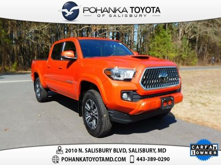 2018_Toyota_Tacoma_TRD Sport_ Salisbury MD