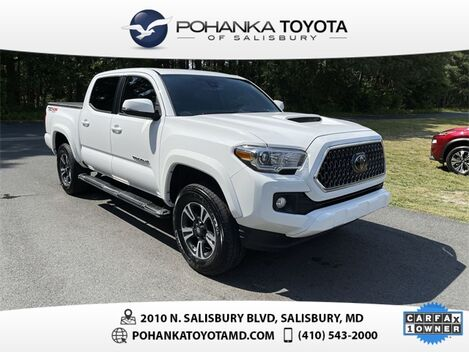 2018_Toyota_Tacoma_TRD Sport V6_ Salisbury MD
