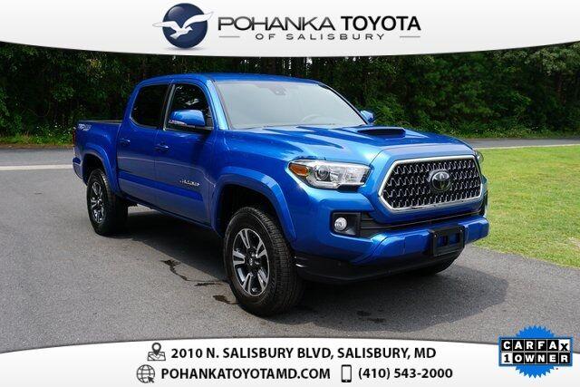 2018 Toyota Tacoma TRD Sport V6 Salisbury MD