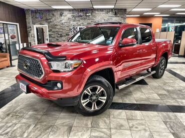 2018_Toyota_Tacoma_TRD Sport_ Worcester MA