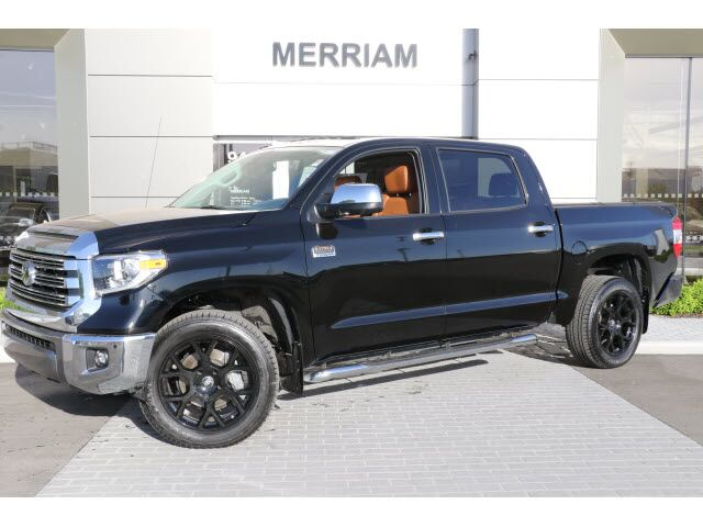 2018 Toyota Tundra 1794 Edition Merriam KS