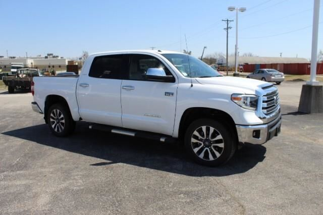 2018 Toyota Tundra 4WD Limited CrewMax 5.5' Bed 5.7L Fort Scott KS