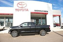 2018 Toyota Tundra 4WD Limited Double Cab 6.5' Bed 5.7L FFV