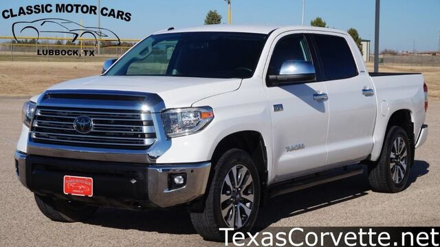 2018 Toyota Tundra 4WD Limited Lubbock TX