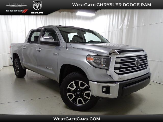 2018 Toyota Tundra 4WD Limited Raleigh NC