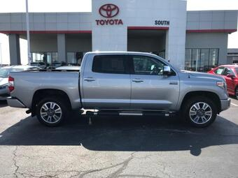 2018_Toyota_Tundra 4WD_Platinum CrewMax 5.5' Bed 5.7L FFV_ Richmond KY