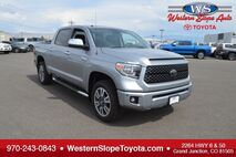 2018 Toyota Tundra 4WD Platinum Grand Junction CO