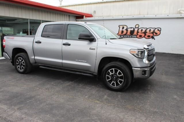 2018 Toyota Tundra 4WD SR5 CrewMax 5.5' Bed 5.7L Fort Scott KS