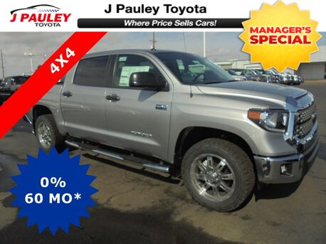 2018_Toyota_Tundra 4WD_SR5 Model Year Closeout Includes $2000 TSS Package Rebate!_ Fort Smith AR