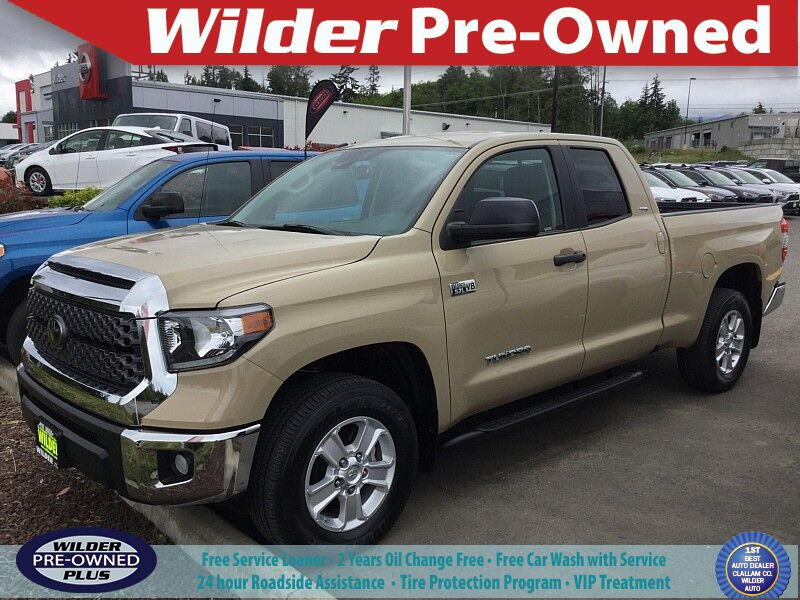 2018 Toyota Tundra 4WD SR5 Port Angeles WA