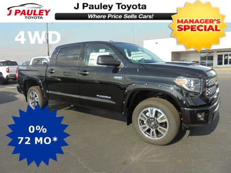 2018_Toyota_Tundra 4WD_TRD Sport Model Year Closeout!_ Fort Smith AR