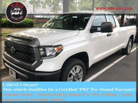 2018_Toyota_Tundra_4x4 Double Cab SR5_ Arlington VA