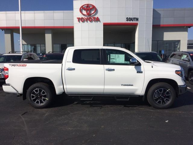 2018 Toyota Tundra Limited - CrewMax Richmond KY