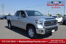 2018 Toyota Tundra Limited Crew Cab Pickup Grand Junction CO
