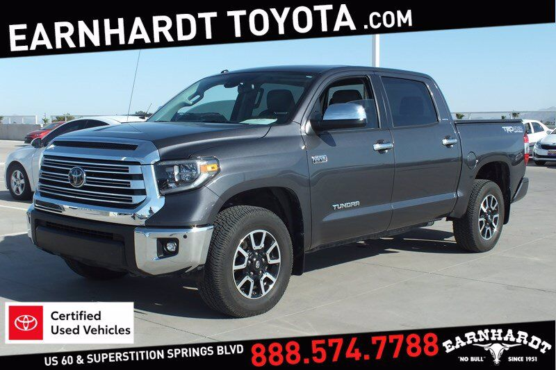 2018 Toyota Tundra Limited CrewMax 4WD *1-OWNER! TRD OFF-ROAD PKG.*