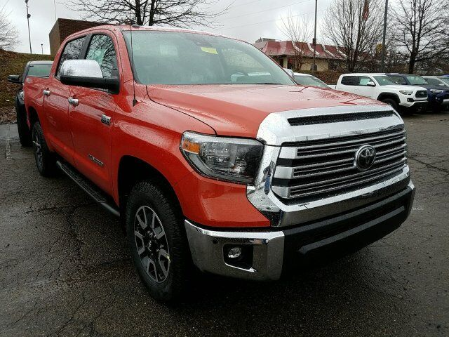 2018 Toyota Tundra Limited CrewMax 5.5' Bed 5.7L Cranberry Twp PA