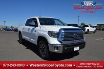 2018 Toyota Tundra Limited CrewMax Grand Junction CO